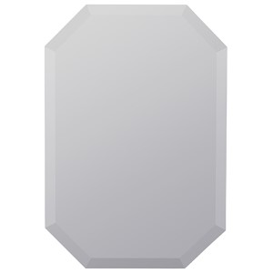 Quest Frameless Beveled Mirror