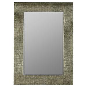 Tymon Tarnished Silver Mirror