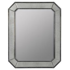 Donato Gray Washed Wood Mirror