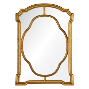 Cato Antique Gold Mirror