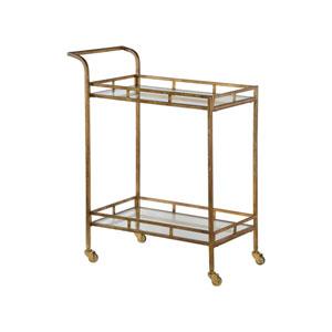 Esther Gold Bar Cart