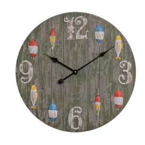 Thomas Gray Wall Clock