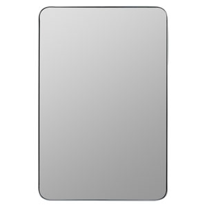 Ryne Silver Rectangular Mirror