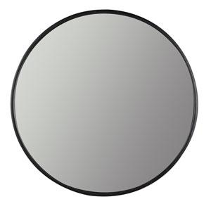 Luna Matte Black Mirror