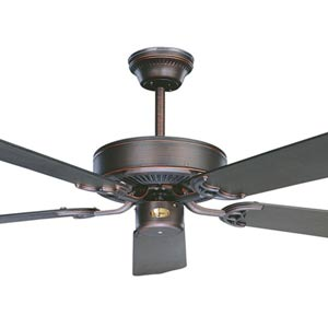 California Oil Rubbed Bronze Energy Star 42-Inch Ceiling Fan