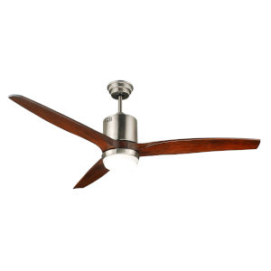 Arondale Stainless Steel 52-Inch LED Ceiling Fan