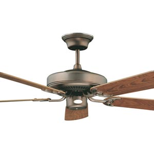 Decorama Oil Brushed Bronze 52-Inch Energy Star Ceiling Fan