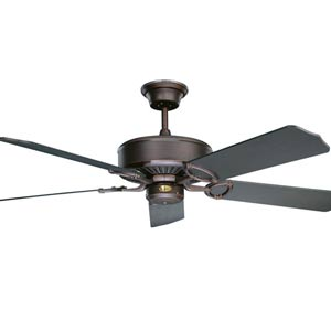 Madison Oil Rubbed Bronze 52-Inch Energy Star Ceiling Fan