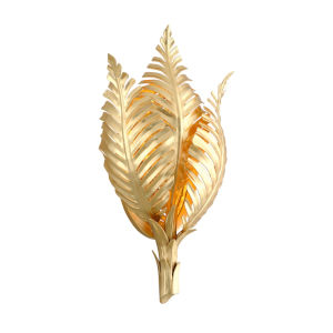 Tropicale Gold 11-Inch One-Light ADA Wall Sconce