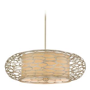 Cesto Modern Silver 10-Light Pendant