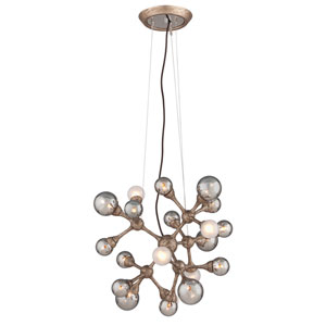 Element Vienna Bronze 26.5-Inch 20-Light Pendant