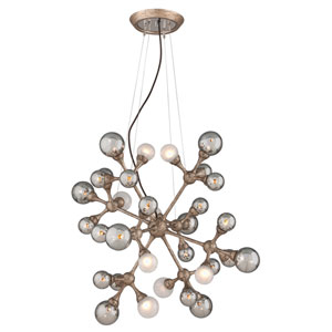 Element Vienna Bronze 34-Inch 32-Light  Pendant
