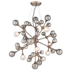 Element Vienna Bronze 43-Inch 40-Light  Pendant