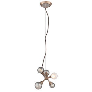 Element Vienna Bronze 11-Inch Five-Light  Pendant