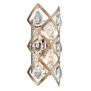 Tiara Vienna Bronze Two-Light Wall Sconce