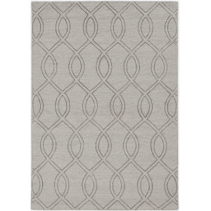 Avery Ellison Taupe Rectangular: 7 Ft. 6 In. x 9 Ft. 6 In. Area Rug