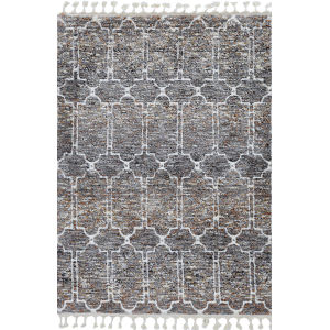 Bungalow Mocha Rectangular: 7 Ft. 10 In. x 10 Ft. 6 In. Rug
