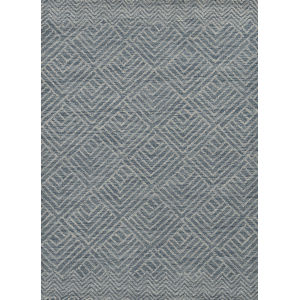 Hudson Denim Rectangular: 6 Ft. 6 In. x 9 Ft. 6 In. Rug