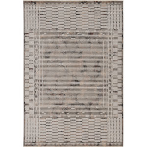 Karina Natural Terra Rectangle: 5 Ft. 3 In. x 7 Ft. 7 In. Area Rug