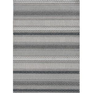 Terrace Taupe Rectangular: 6 Ft. 7 In. x 9 Ft. 4 In. Rug