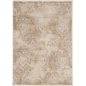 Westerly Elegance Sand Rectangular: 5 Ft. 3 In. x 7 Ft. 7 In. Area Rug