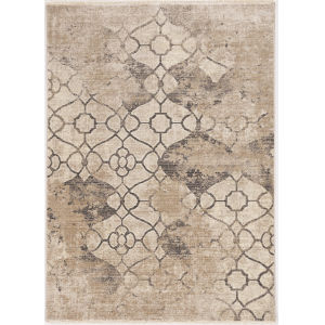 Westerly Taylor Ivory Round: 6 Ft. 7 In. Area Rug
