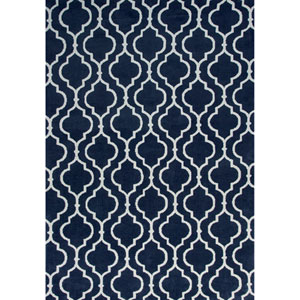 Allure Charcoal Runner: 2 Ft. 3-Inch x 7 Ft. 6-Inch Rug