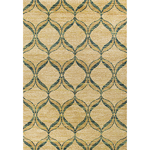 Barcelona Sand Terra Rectangular: 2 Ft. 7 In. x 4 Ft. 11 In. Rug