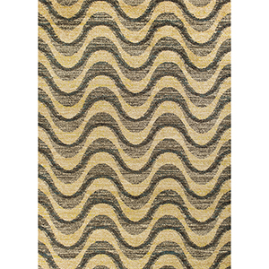 Barcelona Grey and Sand Isla Rectangular: 2 Ft. 7 In. x 4 Ft. 11 In. Rug