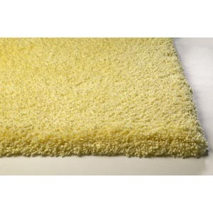 Bliss Canary Yellow Rectangular: 27 in. x 45 in. Rug