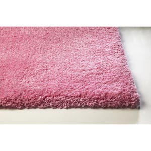 Bliss Hot Pink Rectangular: 5 ft. x 7 ft. Rug