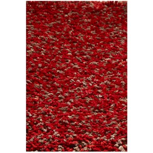 Bliss Red Heather Rectangular: 9 Ft. x 13 Ft. Rug