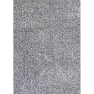Bliss Gray Heather Rectangular: 27-Inch X 45-Inch Rug