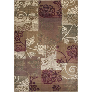 Cambridge Multicolor Rectangular: 9 Ft. 10-Inch X 13 Ft. 2-Inch Rug