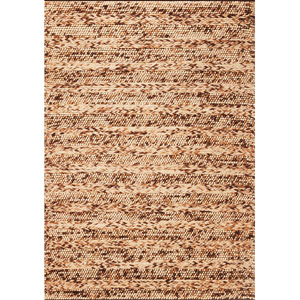Cortico Coffee Heather Rectangular: 5 Ft. x 7 Ft.  Rug