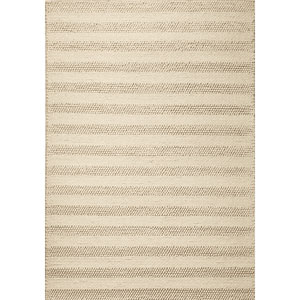 Cortico Winter White Rectangular: 5 Ft. x 7 Ft.  Rug