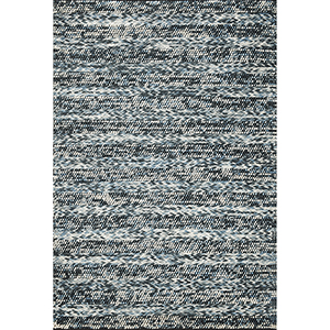Cortico Blue Heather Rectangular: 9 Ft. x 13 Ft. Rug