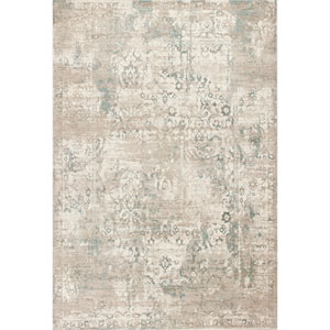 Crete Ivory Rectangular: 3 Ft. 3-Inch x 4 Ft. 7-Inch Rug