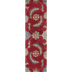 Florence Ruby Runner: 2 Ft. 3-Inch x 7 Ft. 6-Inch Rug