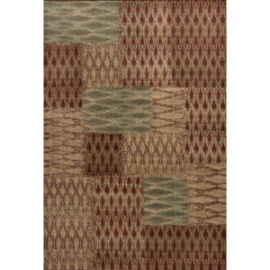 Heritage Sierra Visions Rectangular: 3 Ft. 3 In. x 4 Ft. 11 In. Rug