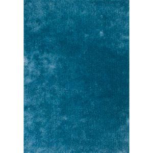 Key West Blue Rectangular: 7 Ft. 6-Inch x 9 Ft. 6-Inch Rug