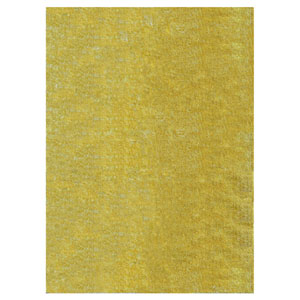 Key West Yellow Rectangular: 3 Ft. 3-Inch x 5 Ft. 3-Inch Rug