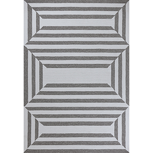 Libby Langdon Hamptons Oatmeal Emerson Rectangular: 6 Ft. 6 In. x 9 Ft. 6 In. Rug