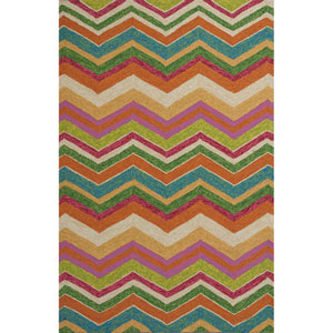 Meridian Multicolor Rectangular: 7 Ft. 6-Inch x 9 Ft. 6-Inch Rug