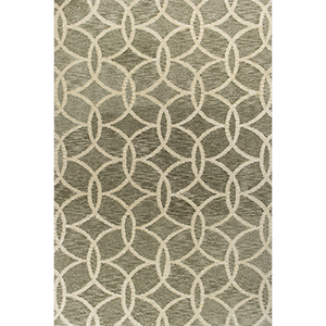Mission Slate Illusions Rectangular: 3 Ft. 3 In. x 5 Ft. 3 In. Rug