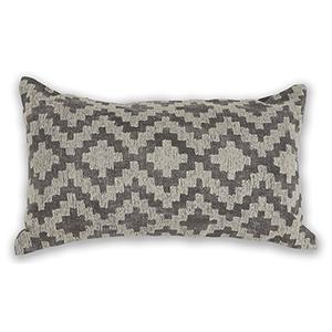 Grey Scottsdale 12 In. x 20 In. Pillow