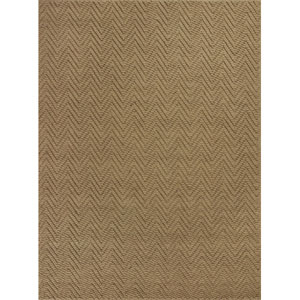 Porto Natural Herringbone Rectangular: 3 Ft. 3 In. x 5 Ft. 3 In. Rug