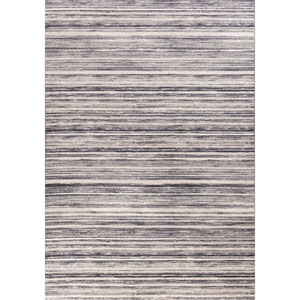 Reflections Grey Horizons Rectangular: 5 Ft. 3 In. x 7 Ft. 7 In. Rug
