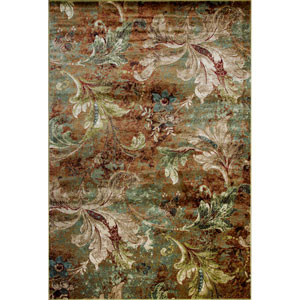 Versailles Multicolor Rectangular: 2 Ft. 2-Inch x 3 Ft. 7-Inch