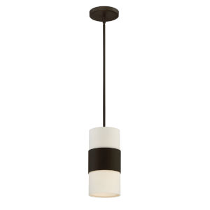 Grayson Dark Bronze One-Light Pendant